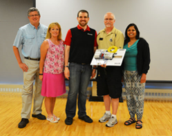 Balluff Supports TECHFIT Program for Middle School Students