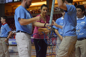 Charleston Students Showcase Exergames at CofC, part of $1.2 Million Grant